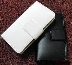 Soft Leather Cover Pouch Samsung Galaxy Note 3 White