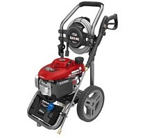 Black Max - 2700 PSI - Gasoline Pressure Washer Powered