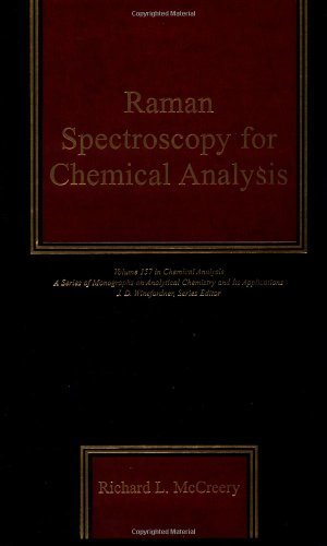 Raman Spectroscopy For Chemical Analysis (Chemical Analysis: A Series Of Monographs On Analytical Chemistry And Its Applications)
