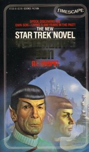 Yesterday's Son (Star Trek: The Original Series, No. 11), A.C. Crispin