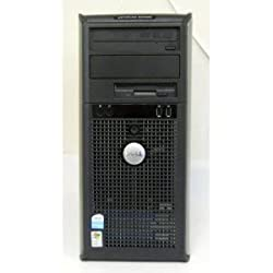 Dell Optiplex GX620 Desktop Computer w/ Intel Pentium D 3.2 GHz Processor