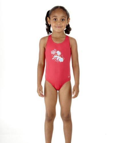 Speedo Squirt Girls One Piece Swimsuit