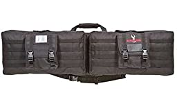 Safariland 4556 3-Gun Competition Case, Black