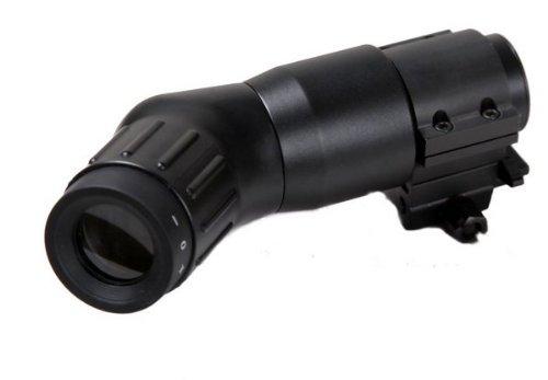 "Ultimate Arms Gear Tactical 45 Degree Acs Around Corner Sight With New Generation Twist Off Weaver Picatinny 7/8"" Shotgun Gun Rifle Pistol Mount"