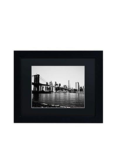 Ariane Moshayedi Brooklyn Bridge III Framed Photography Print
