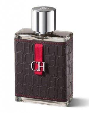 Carolina Herrera Ch Eau De Toilette Spray for Men, 3.4 Ounce
