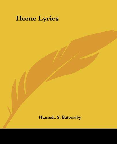 Home Lyrics