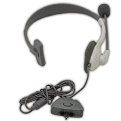 Gaming Confortable Headset Headphone With Microphone For Microsoft Xbox 360 Xbox360 Live Chat