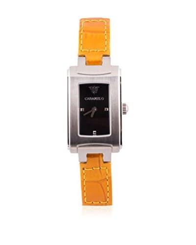Caramelo Reloj de cuarzo Woman 440037-dorado 19 mm