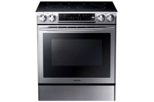 Samsung Ne58F9500Ss Slide-In Electric Range