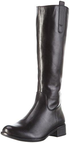 Caprice 25502 - Stivali Alti da Donna, colore Nero (Nero (BLACK 1)), taglia 36
