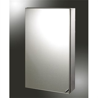 Infinity Maxi Stainless Steel Bathroom Cabinet