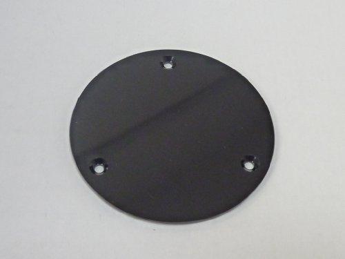 (Gemacht in Japan)High Quality LP Switch Back Plate Schwarz