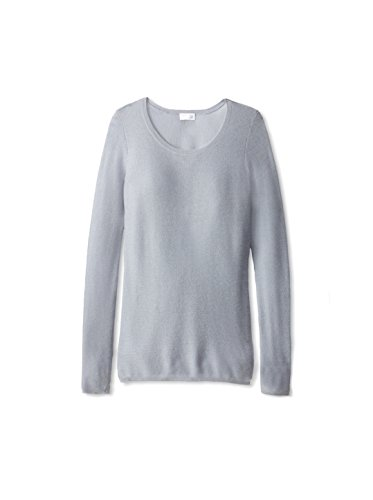 TSE Women's Cashmere Diamond Reverse Knit Sweater