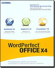 Corel Wordperfect Office X4