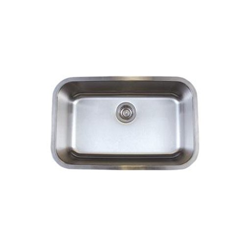 Why Should You Buy Blanco BL441024 Stellar Super Single Bowl Undermount Sink, Refined Brushed