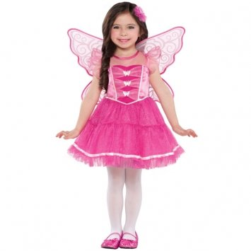 Children's Butterfly Kisses Costume