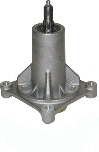 Husqvarna 187292 Lawn Mower Spindle Assembly Fits 54-Inch Decks For Husqvarna/Poulan/Roper/Craftsman/Weed Eater