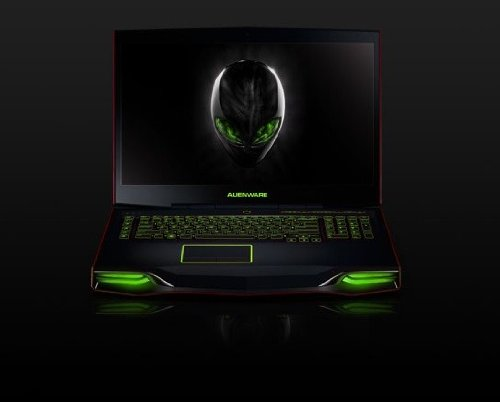 Alienware M18x R2 BLACK 18.4 i7 3840QM 3.8GHz NVD SLI 680M 32GB 1024GB SSD RAID0 Killer 1202 Bluray Windows 8 Pro