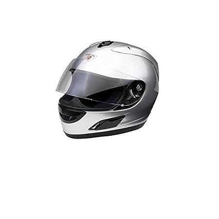 Bottari Moto 64203 Casque Leox, Gris, Taille : XL