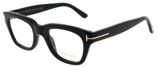 TOM FORD FT5178 Eyeglasses Frame Shiny Black (001) TF 5178 001 Made in Italy Authentic