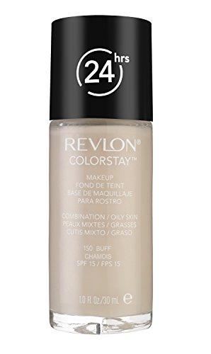 Revlon ColorStay Makeup, Combination/Oily Skin, Buff, 1 Ounce
