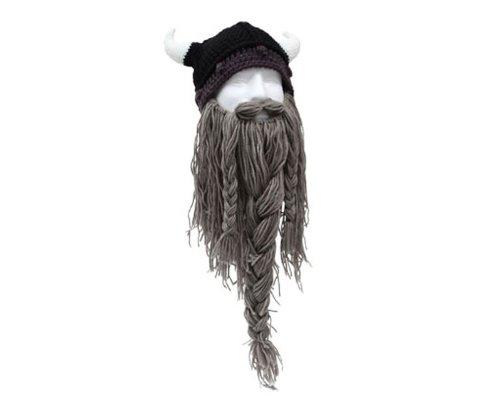Barba Testa®-L' originale barbaro Pillager Barba Knit Hat