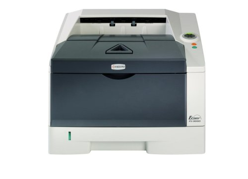 Kyocera FS-1300D - Printer - B/W - duplex - laser - Legal, A4 - 1200 dpi x 1200 dpi - up to 28 ppm - capacity: 300 sheets - USB