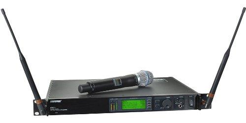 Shure Ur24S+/Beta87C Handheld Wireless System