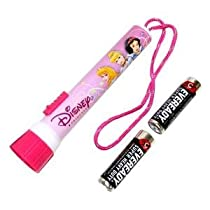 Energizer-Eveready 07926 - Disney Princess Krypton Flashlight (2AA Batteries Included) (PRNV2AAS)