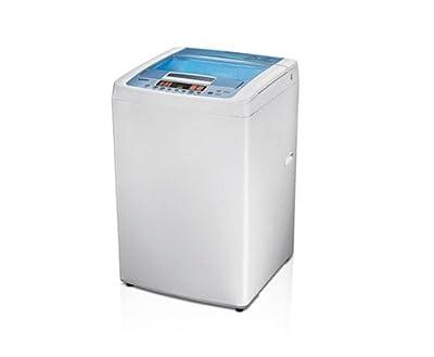 LG T72CMG22P Top-loading Washing Machine (6.2 Kg, Cool Gray)