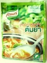 Tom Yum Thai Gourmet Powder Asian Spicy Lemongrass Soup Knorr 20g Pack Of 2
