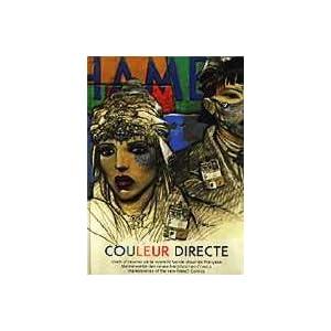 Couleur directe, Meisterwerke des neuen französischen Comics