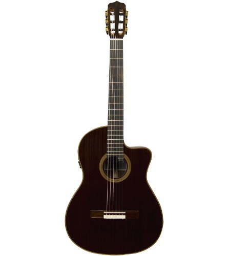 lowest price cordoba fusion 12 rose classical guitar on sale guitars. Black Bedroom Furniture Sets. Home Design Ideas