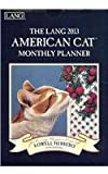 The Lang American Cat 2013 Monthly Planner