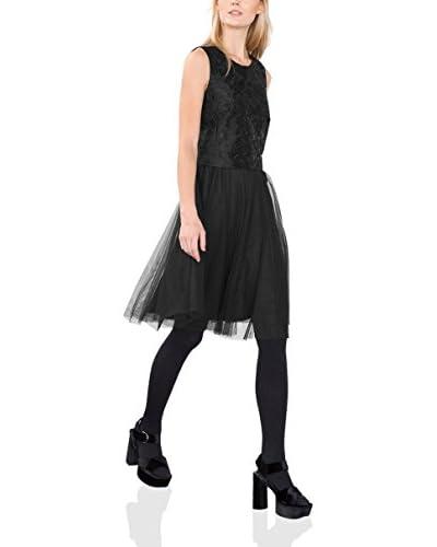 ESPRIT Vestido Negro