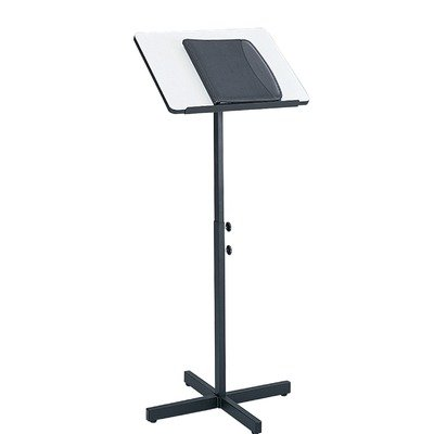 Adjustable Lectern Colour: Grey