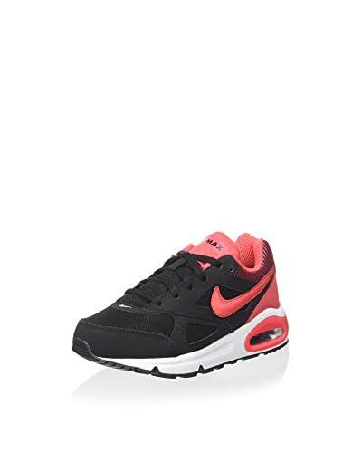 Nike Zapatillas 580371-080 Negro / Coral