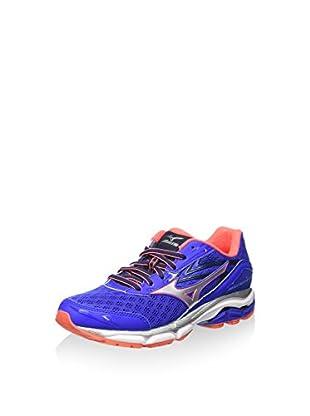 Mizuno Zapatillas de Running Wave Inspire 12 (Azul)