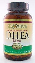 DHEA 25mg LifeTime 90 Caps