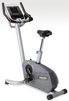 Precor C846i-u Experience Upright Bike