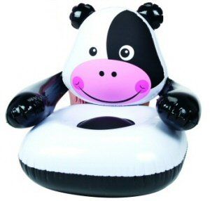 Fun Cow Kid's Inflatable Air Chair