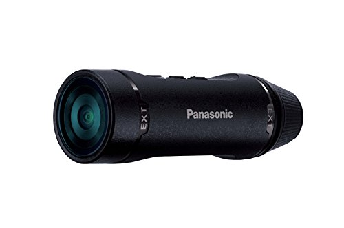 Why Choose Panasonic A1: Ultra-Light Wearable HD Action Cam - HX-A1MK (Black)