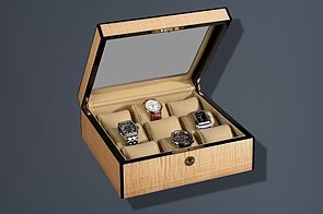 Venlo Blond 9 Display Watch Holder
