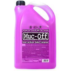 Muc Off Muc Off - Limpiador de ciclismo, tamaño 5000 ml, color rosa