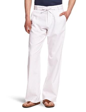 Mens comfort % cotton linen pants trousers. Fantastic quality pair of men's linen blend trousers by john lewis.