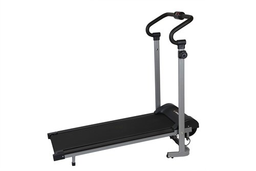 Confidence Fitness Magnetic Manual Treadmill Running Machine