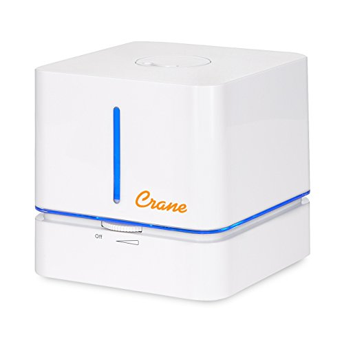 Crane Cube Ultrasonic Cool Mist Humidifier - 1