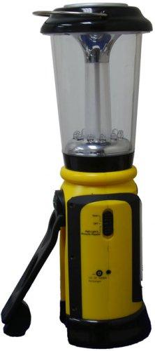 New-Self-Powered Multi-Functional Lantern - Ka-751