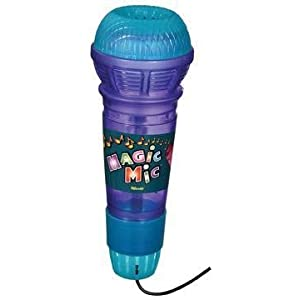 Translucent Magic Mic (Colors May Vary)